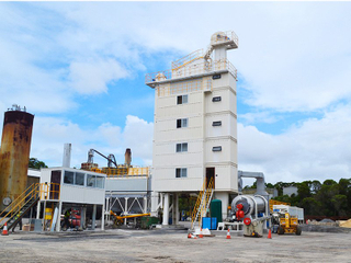 Enviromental-riendly Asphalt Batch Mixing plant ELB Serires