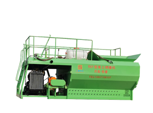 HYP-5 Hydroseeding machine